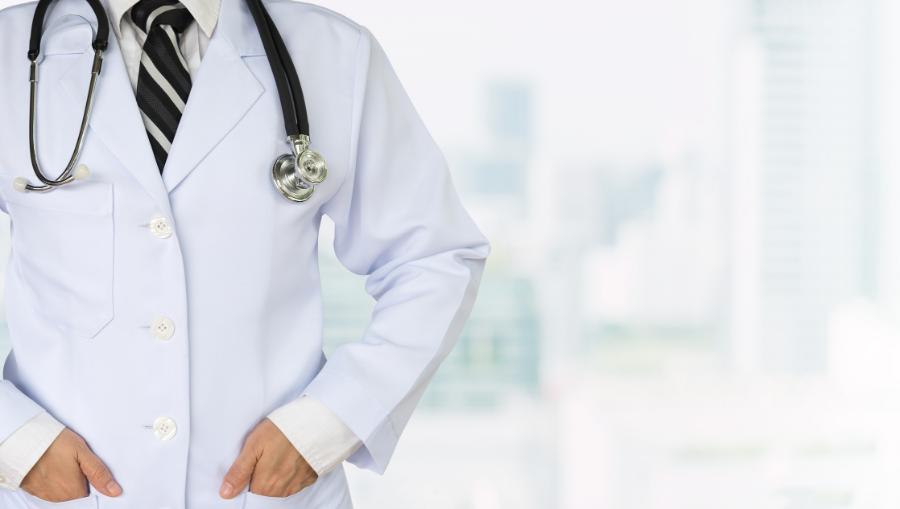 medico in camice